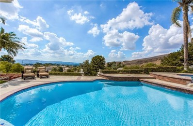 3455 Condor Ridge Road, Yorba Linda, CA 92886 - MLS#: PW18242520