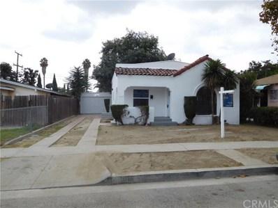 1016 E Golden Street, Compton, CA 90221 - MLS#: PW18244045