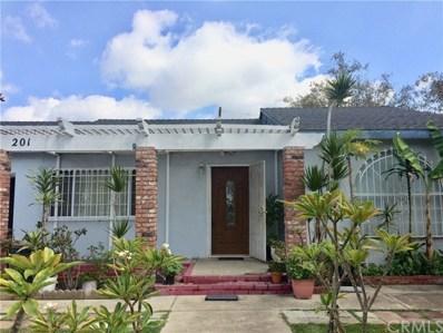 201 N Mountain View Street, Santa Ana, CA 92703 - MLS#: PW18244076