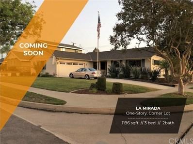 15104 Valeda Drive, La Mirada, CA 90638 - MLS#: PW18244301