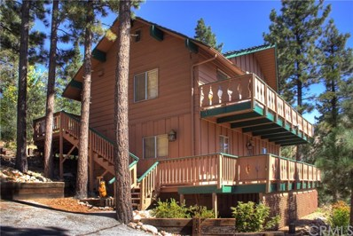 1005 Whispering Forest Drive, Big Bear, CA 92314 - MLS#: PW18244568