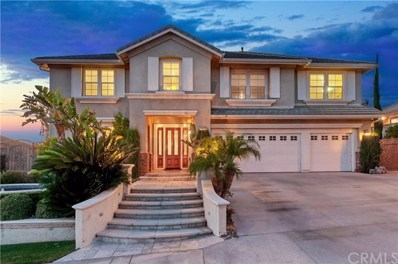 20095 Via Monita, Yorba Linda, CA 92887 - MLS#: PW18245477