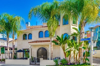 242 N Rafael, Long Beach, CA 90803 - MLS#: PW18245985