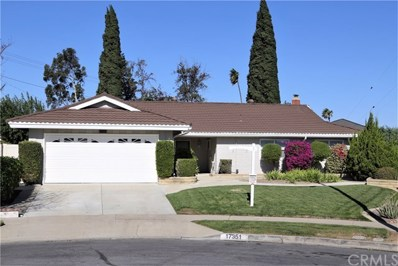 17351 Amaganset Way, Tustin, CA 92780 - MLS#: PW18246060