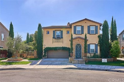 396 W Pebble Creek Lane, Orange, CA 92865 - MLS#: PW18246127