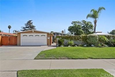 234 S Monument Street, Anaheim, CA 92804 - MLS#: PW18246162