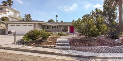 1320 Ridgeview Terrace, Fullerton, CA 92831 - MLS#: PW18246455
