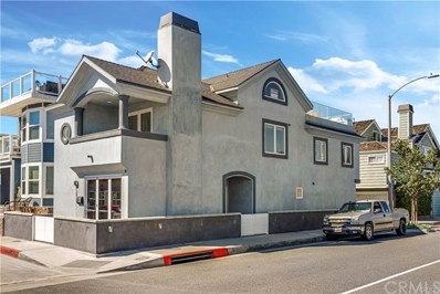 129 25th Street, Newport Beach, CA 92663 - MLS#: PW18246574