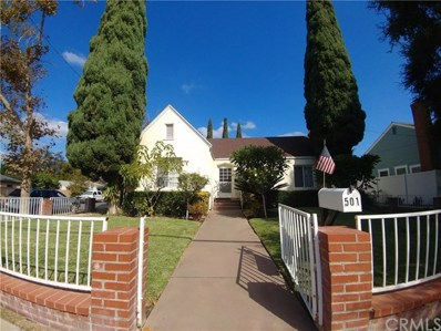 501 E Santa Clara Avenue, Santa Ana, CA 92706 - MLS#: PW18246737