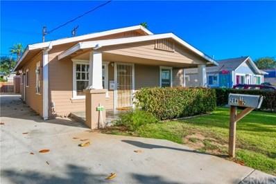 204 S College Street, La Habra, CA 90631 - MLS#: PW18248095