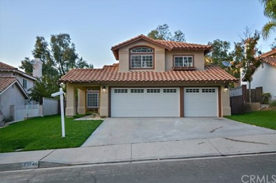 23846 Cedar Creek Terrace, Moreno Valley, CA 92557 - MLS#: PW18248356