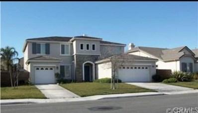 8001 Tisdale Street, Corona, CA 92880 - MLS#: PW18248363