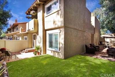 1027 Westward Way UNIT 55, Costa Mesa, CA 92627 - MLS#: PW18248458