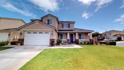 14405 Wolfhound Street, Eastvale, CA 92880 - MLS#: PW18248887