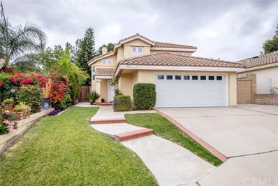 828 S Wildflower Lane, Anaheim Hills, CA 92808 - MLS#: PW18249350
