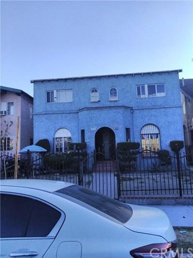 742 E 32nd Street, Los Angeles, CA 90011 - MLS#: PW18249681