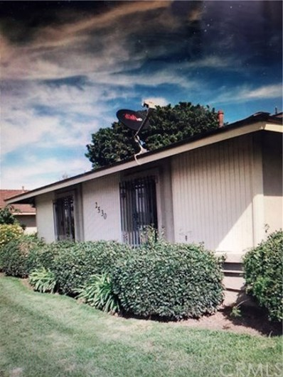 2530 El Dorado Avenue UNIT E, Oxnard, CA 93033 - MLS#: PW18250071