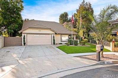 1271 N Robwood Circle, Anaheim Hills, CA 92807 - MLS#: PW18250081