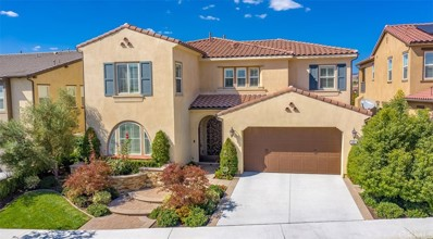 585 N Cable Canyon Place, Brea, CA 92821 - MLS#: PW18250232