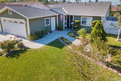 1702 Rainbow Ridge Street, Corona, CA 92882 - MLS#: PW18250489