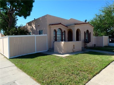 332 Normandy Place, Santa Ana, CA 92701 - MLS#: PW18250596