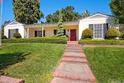 5823 Alta Avenue, Whittier, CA 90601 - MLS#: PW18250697