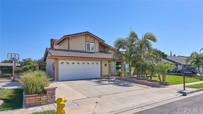 2606 Trieste Way, Fullerton, CA 92833 - MLS#: PW18251048