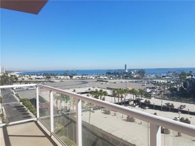 388 E Ocean Boulevard UNIT 817, Long Beach, CA 90802 - MLS#: PW18251344