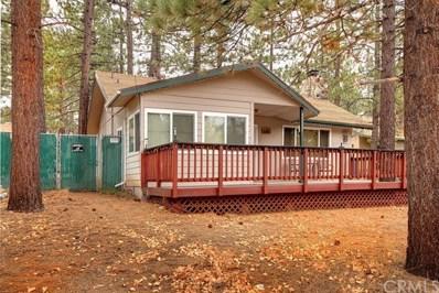 40027 Forest Road, Big Bear, CA 92315 - MLS#: PW18251401