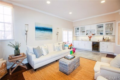 819 W 15th Street UNIT 4A, Newport Beach, CA 92663 - MLS#: PW18251557