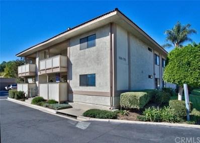 173 S Poplar Avenue UNIT 15, Brea, CA 92821 - MLS#: PW18251590
