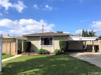 1322 S Baker Street, Santa Ana, CA 92707 - MLS#: PW18252406