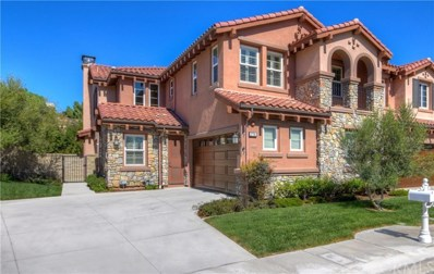 17781 Via Roma, Yorba Linda, CA 92886 - MLS#: PW18252806