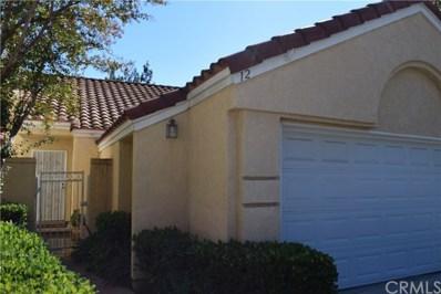12 Calle Del Cabos, Phillips Ranch, CA 91766 - MLS#: PW18253192