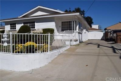 1737 W 121st Street, Los Angeles, CA 90047 - MLS#: PW18253232