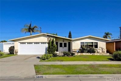 5805 Los Encinos Street, Buena Park, CA 90620 - MLS#: PW18254244