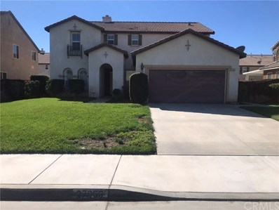 27253 Big Horn Avenue, Moreno Valley, CA 92555 - MLS#: PW18254575