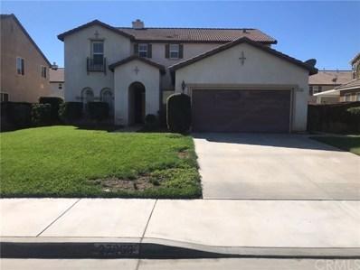 27253 Big Horn Avenue, Moreno Valley, CA 92555 - MLS#: PW18254575
