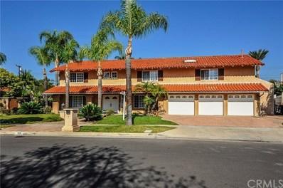 713 El Mirador Drive, Fullerton, CA 92835 - MLS#: PW18255453