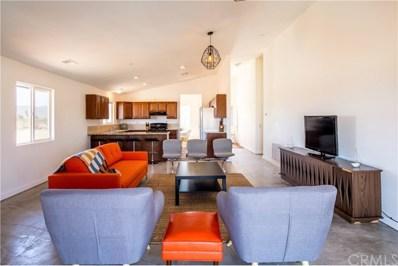 63426 Sapphire Street, Joshua Tree, CA 92252 - MLS#: PW18255474