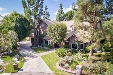 19175 Palm Vista, Yorba Linda, CA 92886 - MLS#: PW18255768