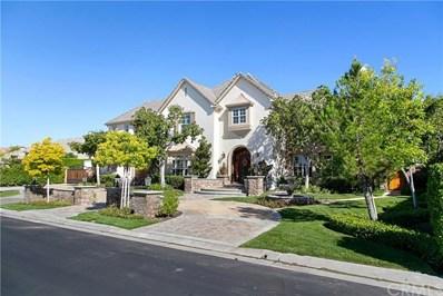 19151 Green Oaks Road, Yorba Linda, CA 92886 - MLS#: PW18255803