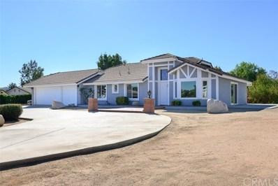 18155 Shady Side Lane, Riverside, CA 92504 - MLS#: PW18255989