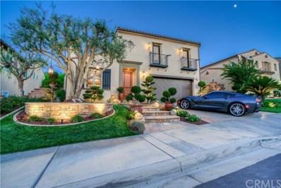 16689 Tourmaline Street, Chino Hills, CA 91709 - MLS#: PW18256093