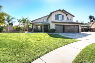 1378 Nandina Court, Corona, CA 92881 - MLS#: PW18256429