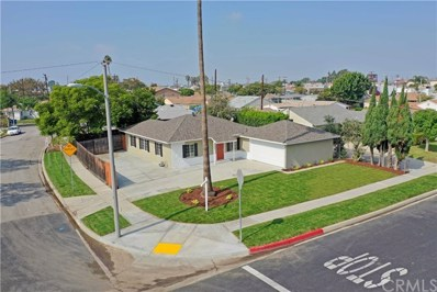 3805 W 144th Place, Hawthorne, CA 90250 - MLS#: PW18256627