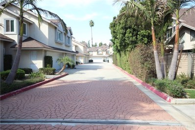 726 W Wilson Street UNIT M, Costa Mesa, CA 92627 - MLS#: PW18256789