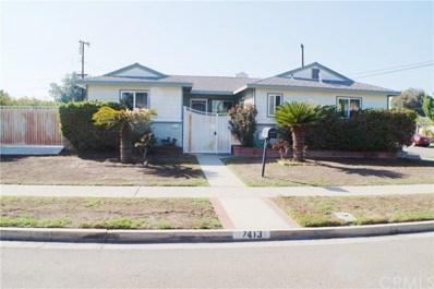 7413 El Centro Way, Buena Park, CA 90620 - MLS#: PW18256924