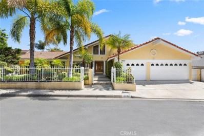 6448 E Via Corral, Anaheim Hills, CA 92807 - MLS#: PW18257080