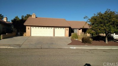 42321 61st Street W, Lancaster, CA 93536 - MLS#: PW18257337